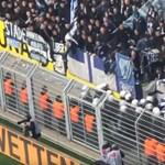 Videó: Rendőrt vertek, botrányosan viselkedtek a Hertha-szurkolók Dortmundban