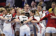 Női kézilabda-Eb: győzött Norvégia, a magyaroknak hatalmas bravúr kell a továbbjutáshoz