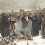 Ma 500 éve kezdődött a katolikus egyház középkori hatalmának vége