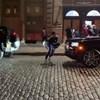 Rolls-Royce-szal menekült egy csapat fosztogató New Yorkban