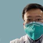 Bocsánatot kért a kínai rendőrség a vírust felfedező orvostól