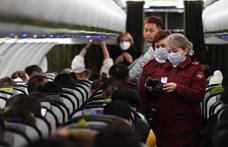 Az oroszok kivizsgálják az összes Kínából hazatérő turistát