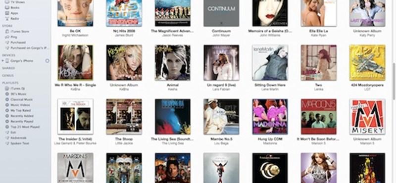 Teljesen újratervezett iTunes 11 érkezik?
