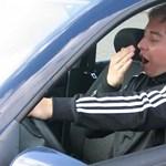 Legalább annyira veszélyes az álmos sofőr, mint a részeg