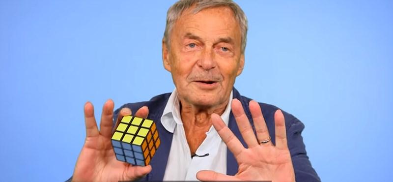 Döntött az EU Törvényszéke: Törlik a Rubik-kocka európai uniós védjegyét