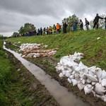 Így közeledik az árvíz – Nagyítás-fotógaléria