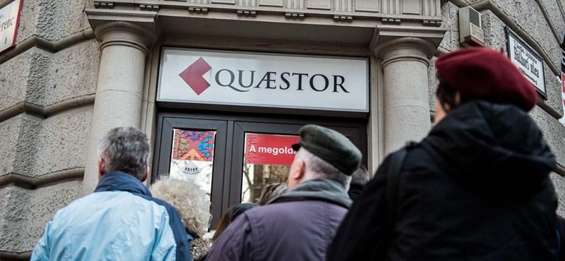 Végleg kivérezhet a Quaestor bankja