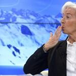 Hivatalba lépett az európai monetáris politika első úrnője