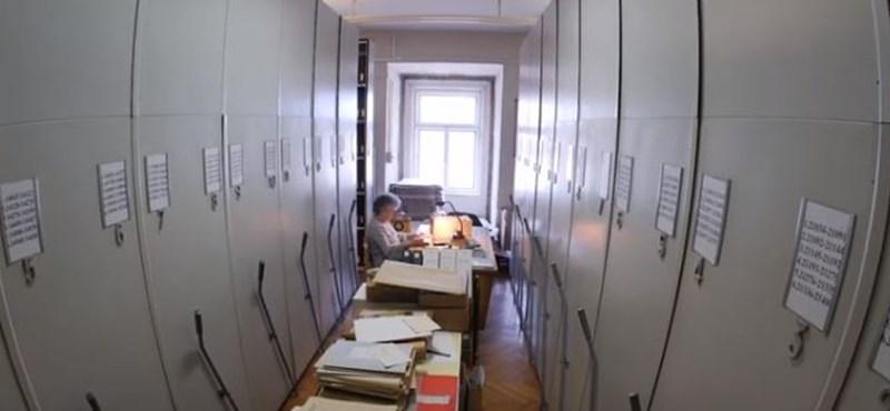 Megmutatjuk, mi történik a Néprajzi Múzeum zárt ajtaja mögött (videó)