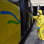 Koronavírus: Ukrajna lezárja határait
