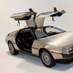 Sokan vágytak erre: újra gyártani fogják a legendás DeLorean DMC-12-t