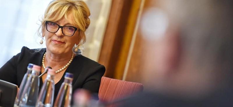 A Magyar Bírói Egyesület elhatárolódott a Handó Tündének írt hálálkodó levéltől