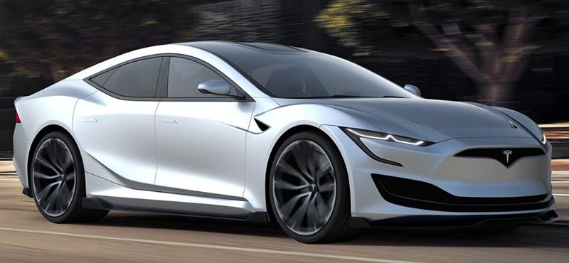 Marad a tőzsdén a Tesla