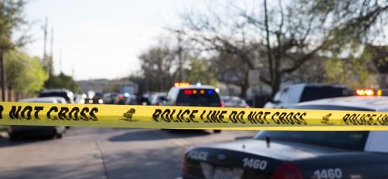 Rejtélyes csomagok robbannak fel egymás után Austinban