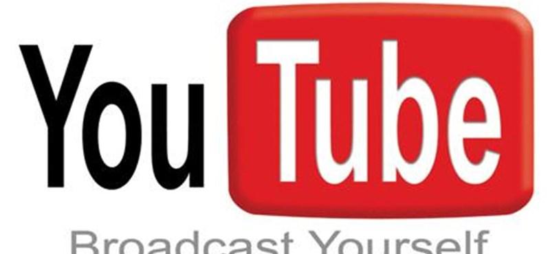 Magánvideók a YouTube-on