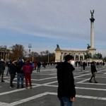 Hat embert bírságolt meg a vendéglátósok tüntetésén a rendőrség