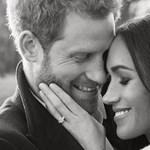 Eddig soha nem látott fotókkal ünnepli évfordulóját Harry herceg és Meghan Markle