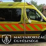 Vádat emeltek a férfi ellen, aki betépve támadt a mentősökre a XVI. kerületben