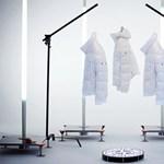 Futurisztikus kabátreklám a Stone Islandtől (videó)