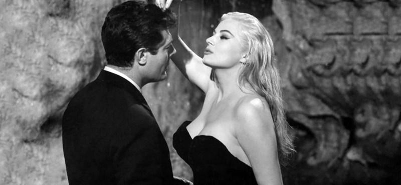 Aki megmutatta, hogy az édes élet émelyítő is lehet – 25 éve halt meg Fellini