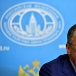 Az oroszok állítják, tudják, ki hajtotta végre a szíriai vegyifegyver-támadást
