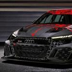 Az Audi leleplezte a 340 lóerős új RS3 LMS-t
