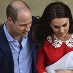Nem megy el Erzsébet királynő Lajos herceg keresztelőjére