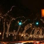 A legszebb karácsonyi fények világszerte (fotókkal)