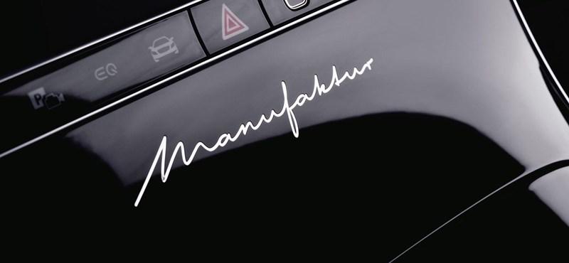 Truly unique Mercedes cars come under the Manufaktur name