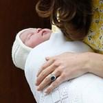 Megvan a második Royal Baby neve