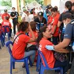 Tömeges ételmérgezés a Fülöp-szigeteki diktátor özvegyének partiján