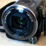 Sony HDR-CX550VE: videózzunk éjjel-nappal