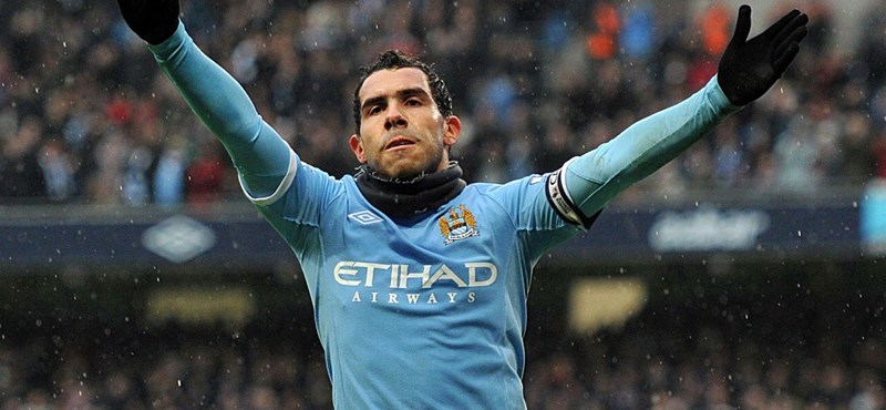 A Manchester City megállapodott Tévez eladásáról