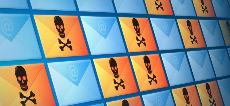 Az ön e-mailje is köztük van? Megtalálták a rendszert, ami 711 millió címre küldözget vírusokat