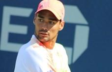 Tenisz: Fognini nyerte a monte-carlói meglepetésdöntőt