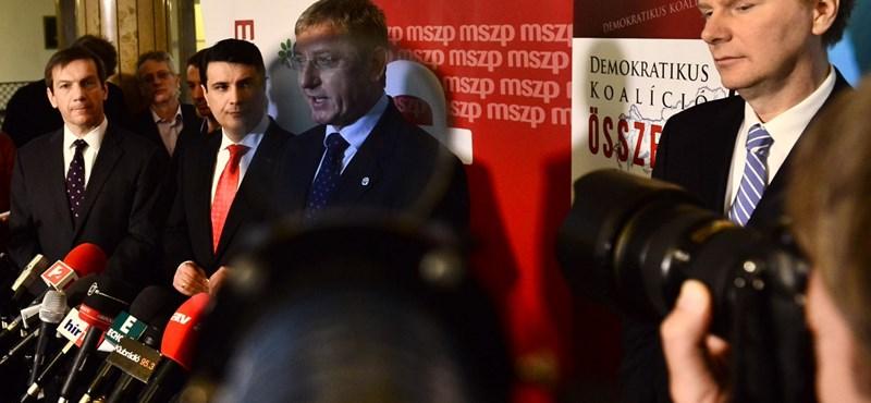 Hivatalosan is felállt az ellenzéki szupercsoport