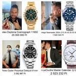Egy új Instagram-oldal szerint Merkely Béla és Bayer Zsolt is drága karórát hord