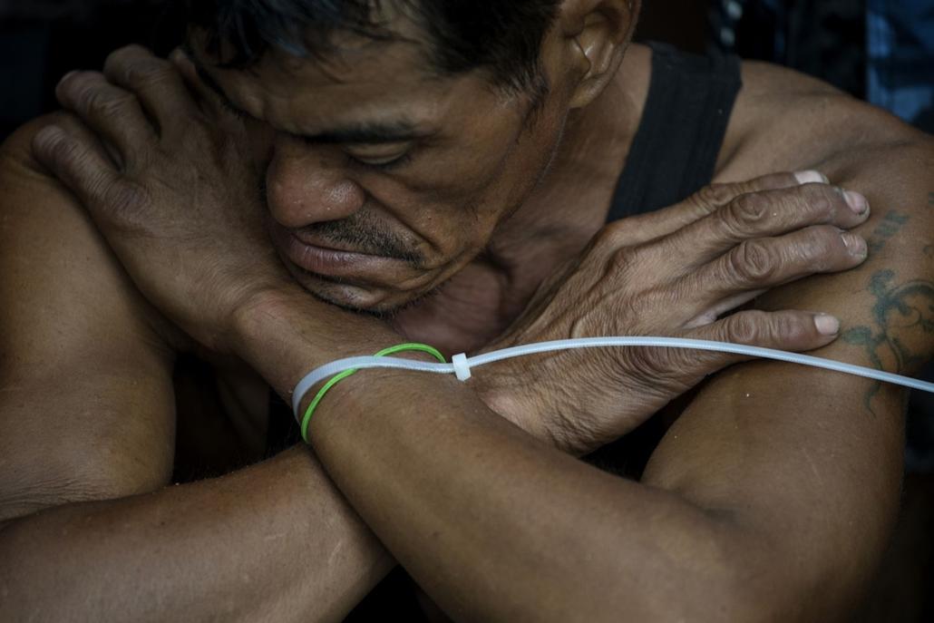 afp.16.11.05. Fülöp-szigetek kábítószer háború