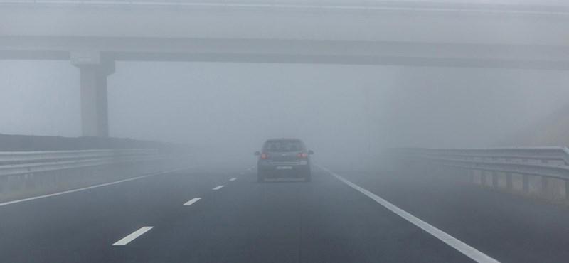 Támad a köd, de hogyan kell használni a ködlámpát?