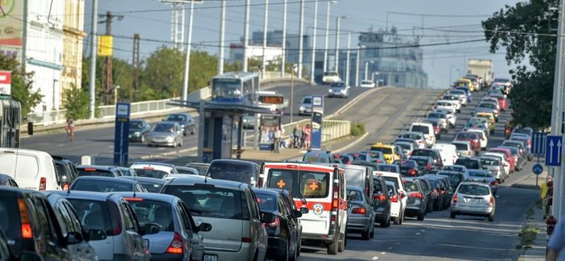 Készült egy lista a legjobban és legrosszabbul autózható városokról – Budapest is rajta van