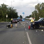 Fotó a zuglói halálos motosbaleset helyszínéről