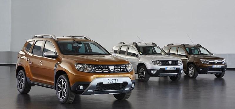 Pár éve ezt sem hittük volna – 5 millió autónál jár a Dacia
