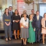 Balog Zoltán, Novák Katalin és Lovasi András is Családok Angyala díjat kapott