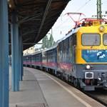 Fotók: Fecskével díszítették az elővárosi vonatokat