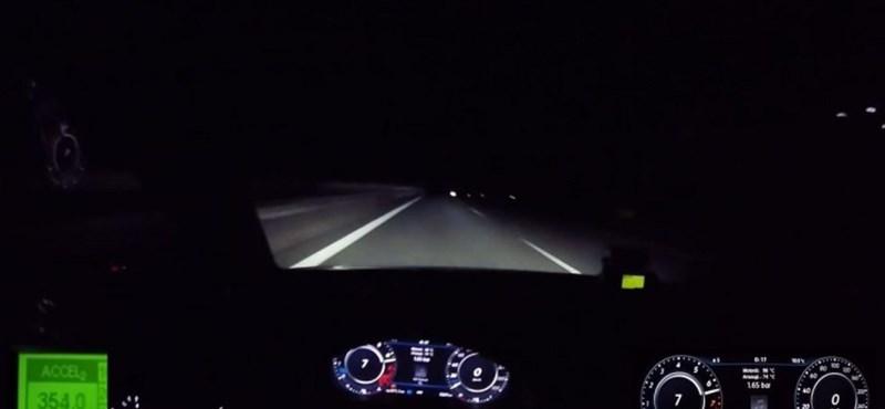 Hova meneküljünk, ha 354-gyel feltűnik egy Golf 7-es az Autobahnon?