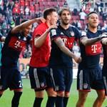 Megvédte címét, bajnok a Bayern