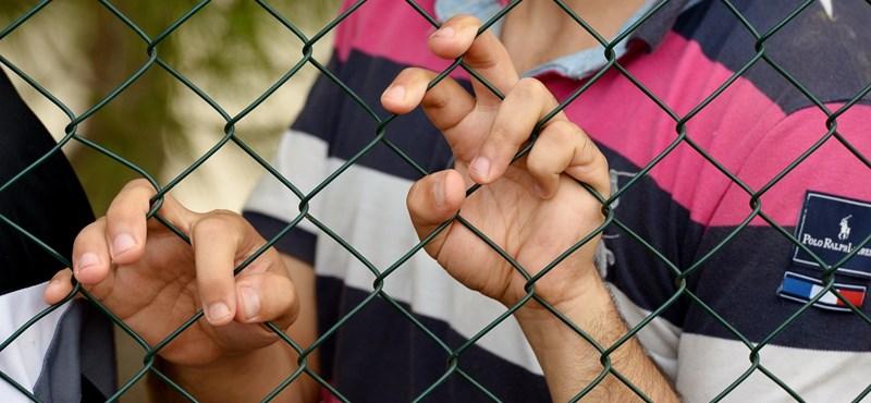 Elrendelték a lampedusai menekülttábor kiürítését