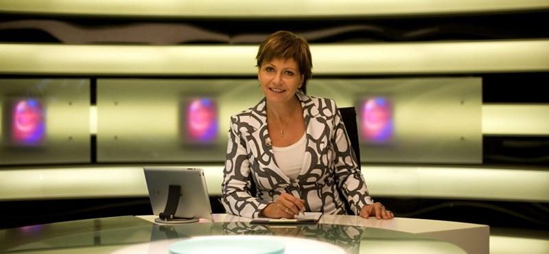 Kálmán Olga felmondott az ATV-nél és a HírTV-hez igazol