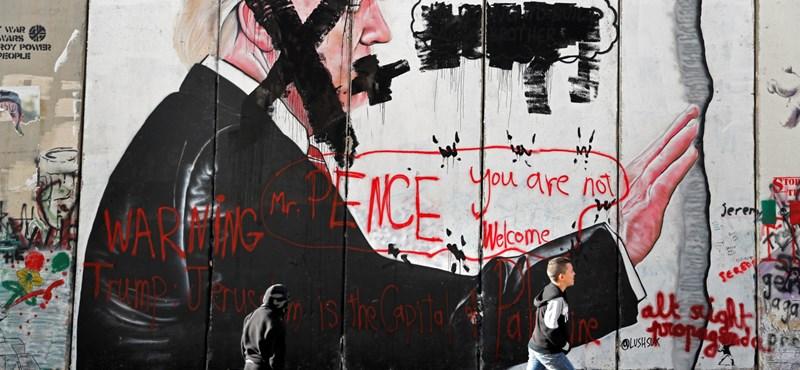 Izrael már nagyon bonyolítaná a jeruzsálemi költözéseket