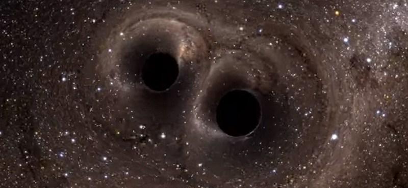 Ma bekapcsolják a detektorokat, amik sokat elárulhatnak a fekete lyukakról